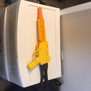 Other - Fake nose making gun
